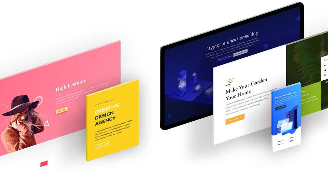 Creare site uri web profesionale